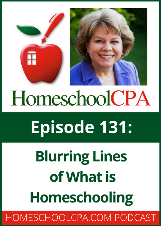 Blurring Lines of What is Homeschooling with Carol Topp, CPA