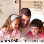 When DAD Is The Teacher – MBFLP 204