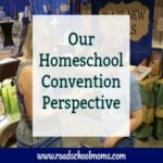 Our Homeschool Convention Perspective