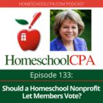 Should a Homeschool Nonprofit Let Members Vote?