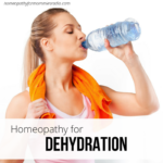 Homeopathy for Dehydration