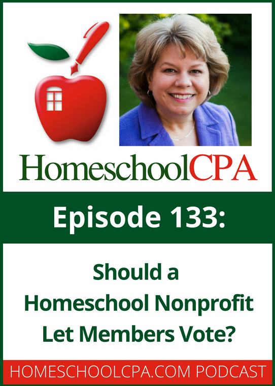 Should a Homeschool Non-Profit Group Let Members Vote?