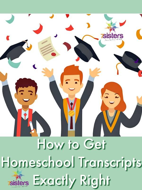 HSHSP Ep 120: How to Get Homeschool Transcripts Exactly Right
