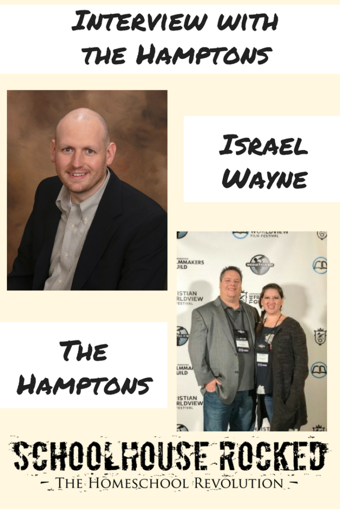 Schoolhouse Rocked | The Homeschool Revolution | Interview with the Hamptons & Israel Wayne