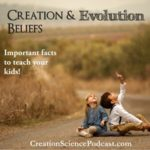 Creation and evolution beliefs | Creation and evolution beliefs is a topic that deals with looking at the evidence and perhaps with a different conclusion. In this podcast, Felice shares her research with a creation scientist #homeschooling #homeschool #homeschoolpodcast #creationandevolution #creationscience