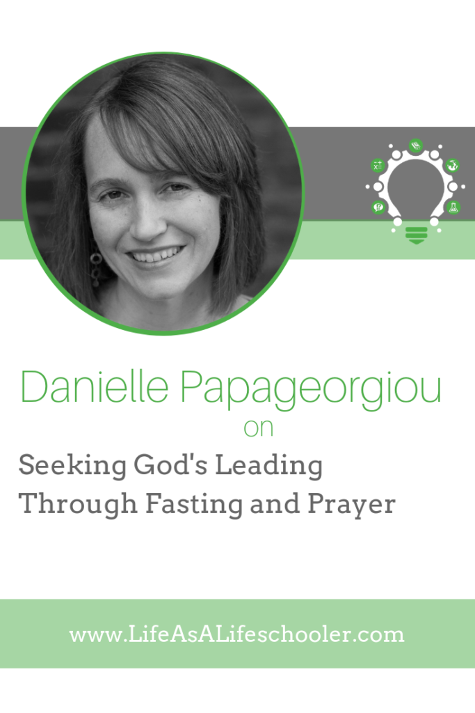 Seeking God's Leading through Fasting and Prayer