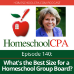 What's the Best Size for a Homeschool Group Board?