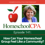 How Can Your Homeschool Group Feel Like a Community?