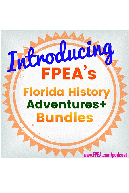 Florida History Adventure Bundles