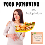 Food Poison and Podophyllum | Find out the best remedies for food poisoning by clicking and listening to this podcast! #homeopathy #foodpoisoning