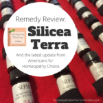 Remedy Review: Silicea terra (and an update from Americans for Homeopathy Choice)