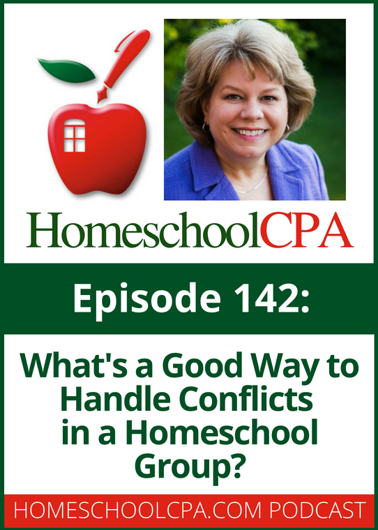 Conflict, hurt feeling, gossip, even bullying. Does it happen in your homeschool group Probably! What can you do about it? Click to find out! #homeschool #co-op