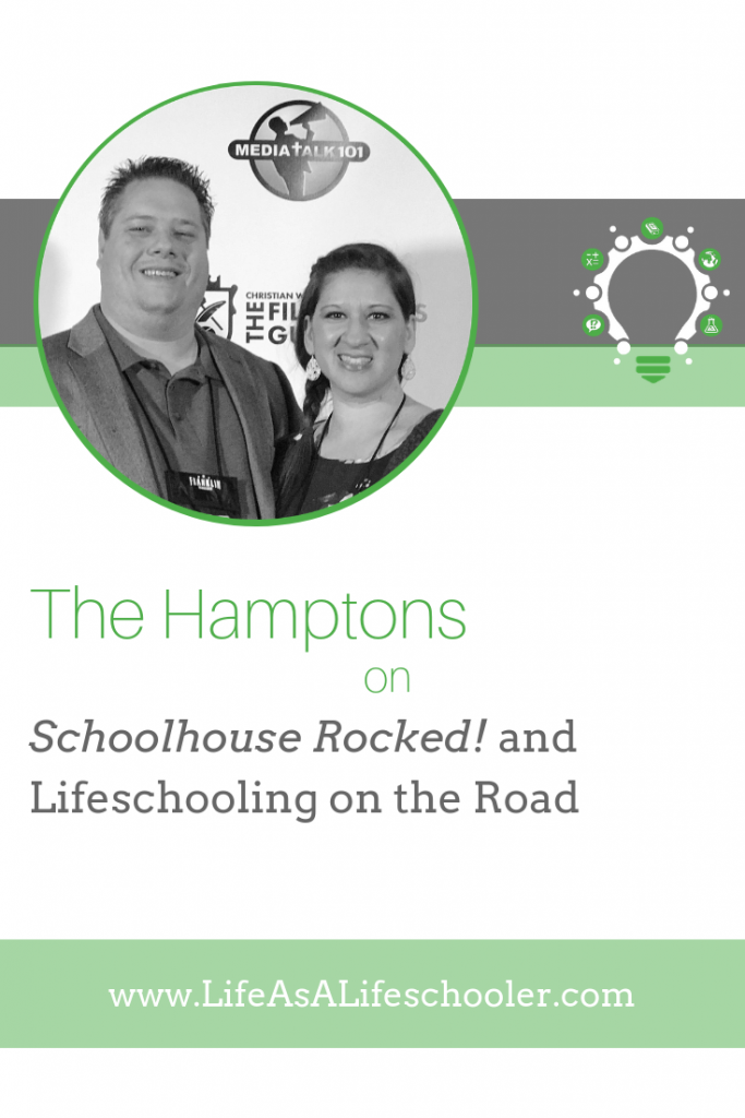 Schoolhouse Rocked and Lifescholing on the Road - Hamptons