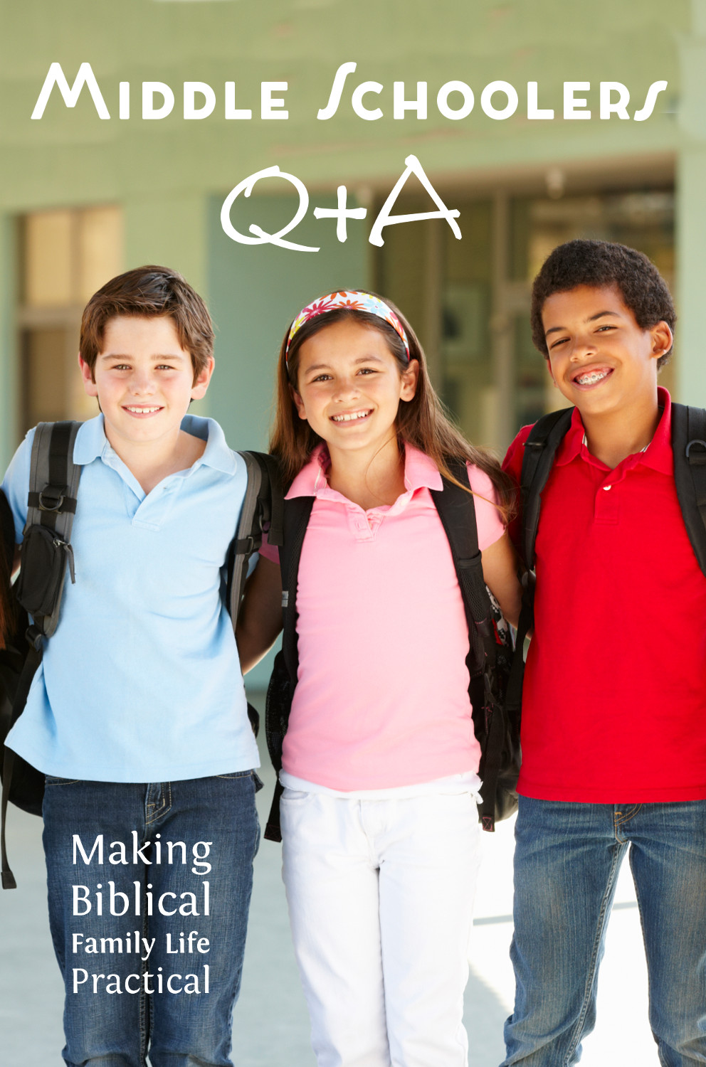 Real life Q and A from parents like you with middle schoolers