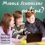 Middle Schoolers Online – MBFLP 209