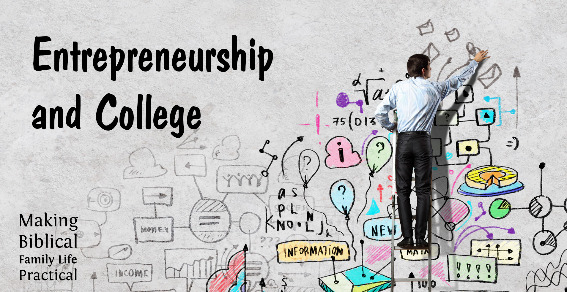 College can be useful for entrepreneurs too