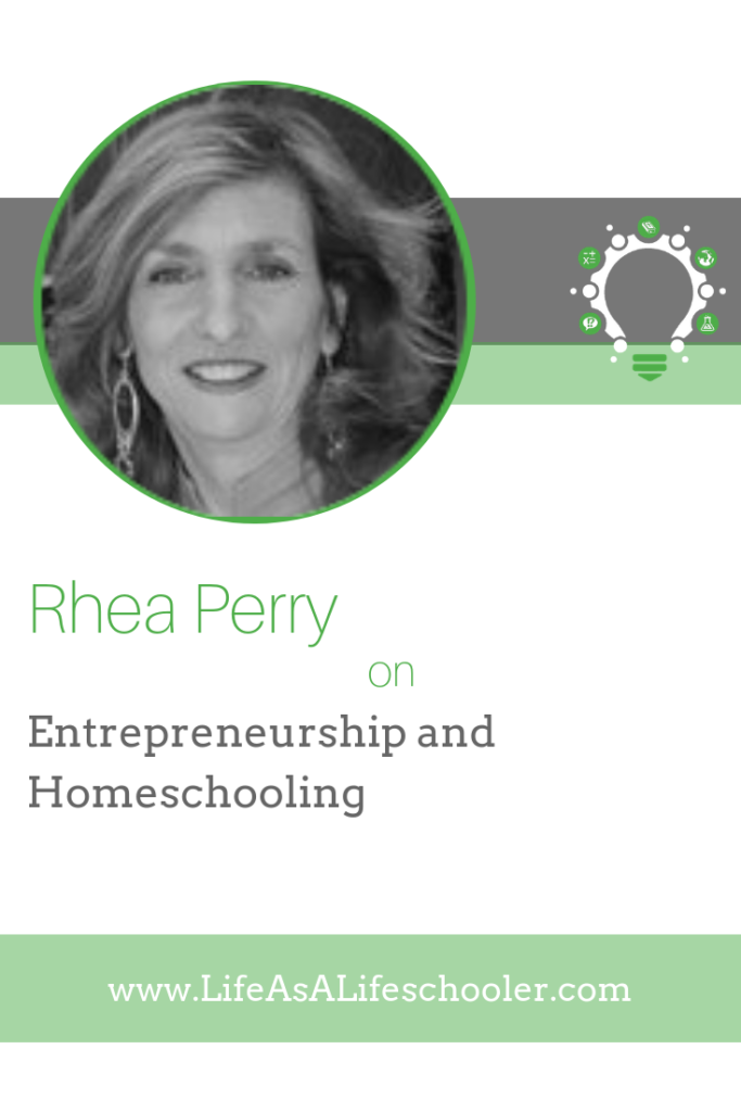 Entrepreneurship and Homeschooling - Rhea Perry