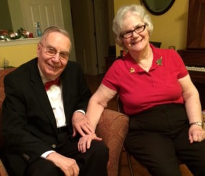Dr. Gerald and Betty Culley