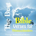 Bible Verses for Homeschoolers