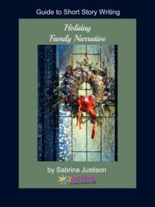 Holiday Family Narrative Writing Project 7SistersHomeschool.com #HighSchoolWriting #HolidayWritingProject #7SistersHomeschool