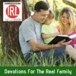Devotions for the Real Family - from Homeschooling IRL