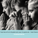 How To Pray Powerfully Over Your Homeschool