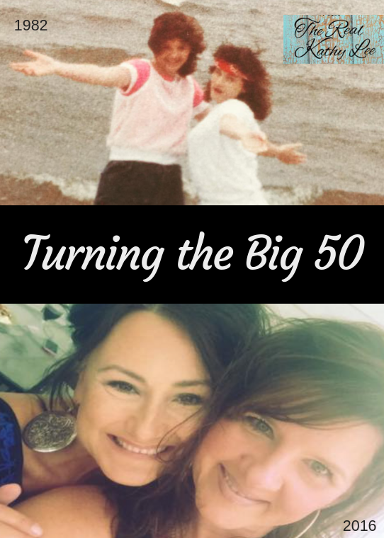 Turning the Big 50 - with the Real Kathy Lee