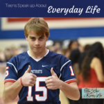Teens Speak Up About Everyday Life
