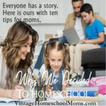 #amazing homeschool moms | why we homeschool #podcasat #homeschoolpodcast