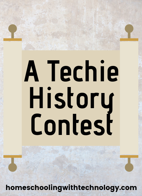 A Techie History Contest