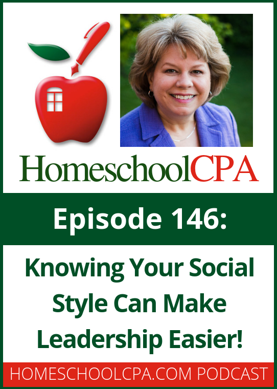 Knowing Your Social Style Can Make Leadership Easier! Listen to this podcast to find out more!  #leadership #socialstyle