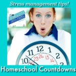 HSHSP Ep 131: How to Handle Homeschool Countdowns