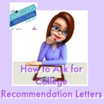 HSHSP Ep 134: How to Ask for College Recommendation Letters
