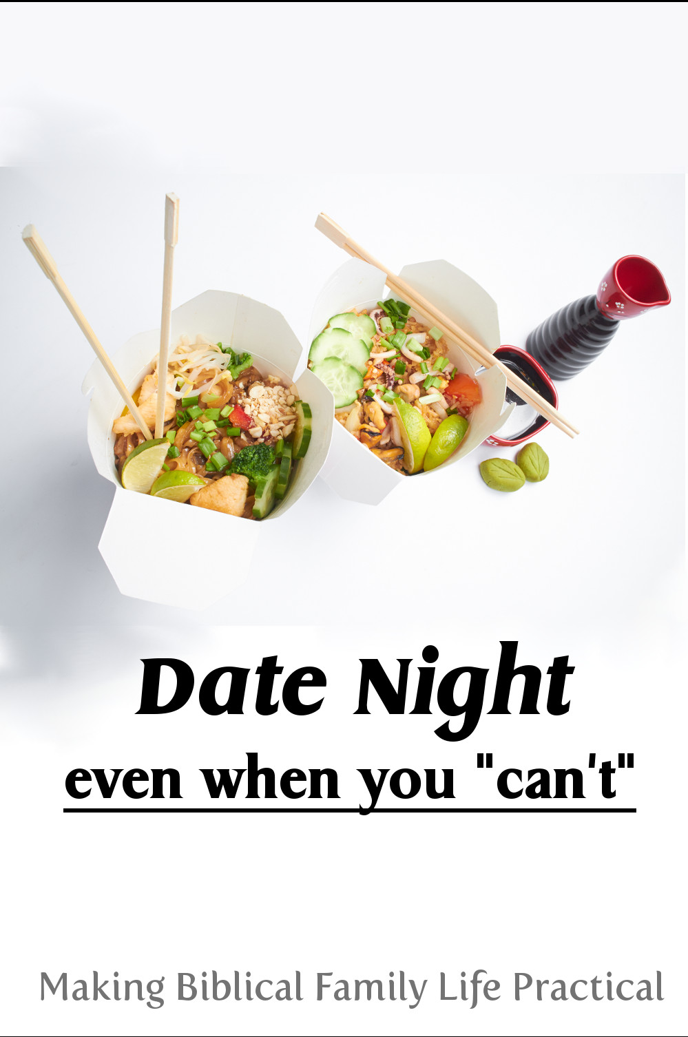 How to have date night regardless