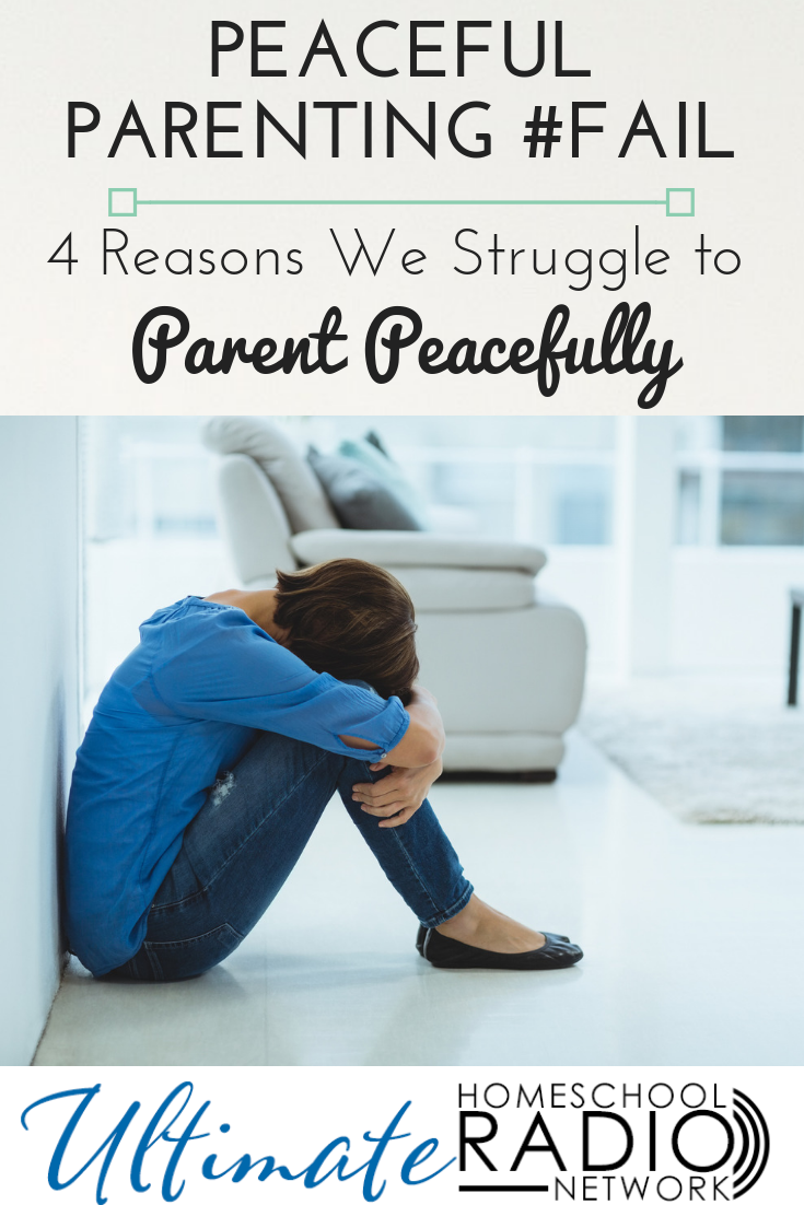 The real reasons moms struggle to parent peacefully