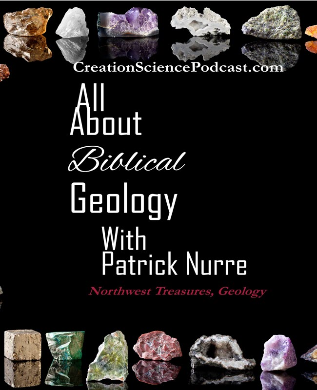 Biblical Creation | Special Guest Patrick Nurre of Northwest Treasures - handout | #podcast #creationpodcast @creation