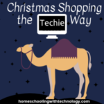 Christmas Shopping the Techie Way