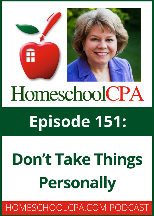 Becky shares some tips and a very helpful mindset (involving a bus driver) that will help you overcome disappointment. #homeschool #podcast