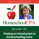 Hosting an Introduction to Homeschooling Event