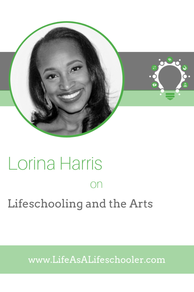 lifeschooling and the arts
