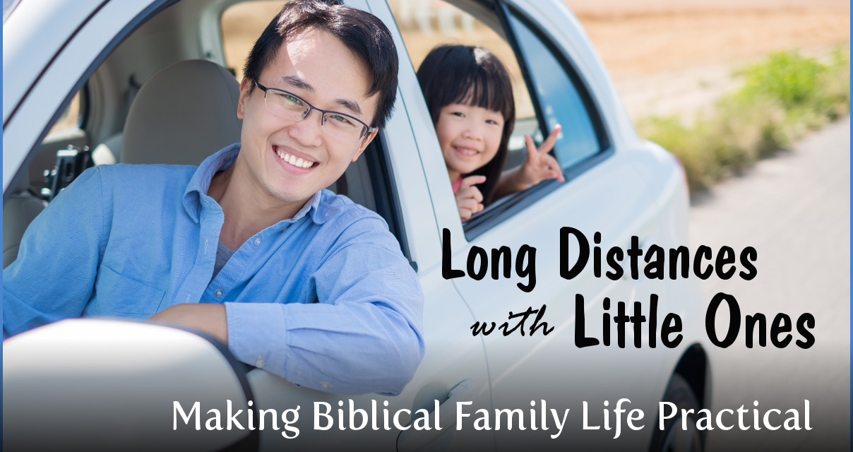 Long Distances with Little Ones