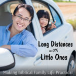 Long Distances with Little Ones – MBFLP 216