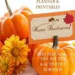 FREE November Planner and Holiday Printables