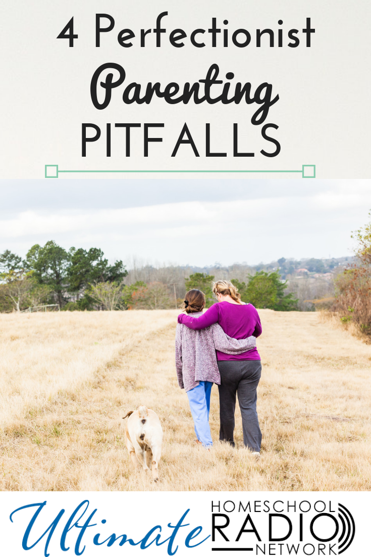4 Perfectionist Parenting Pitfalls #parenting