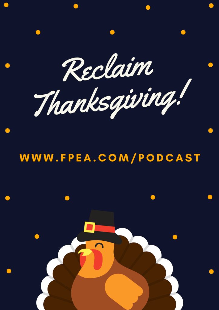 Reclaim Thanksgiving