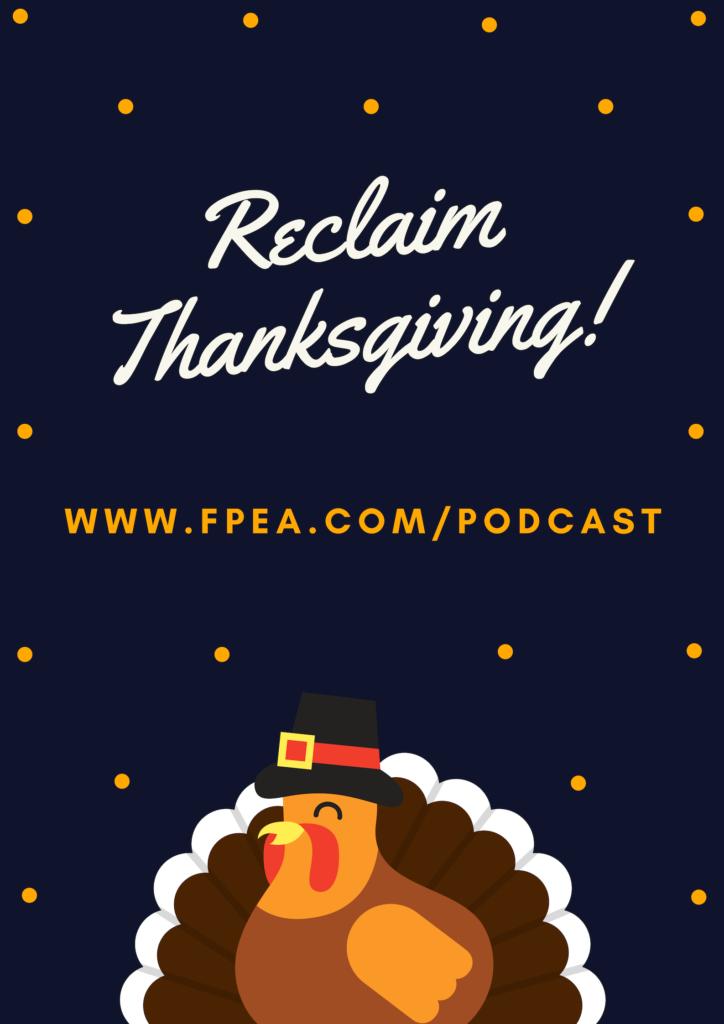 Reclaim Thanksgiving