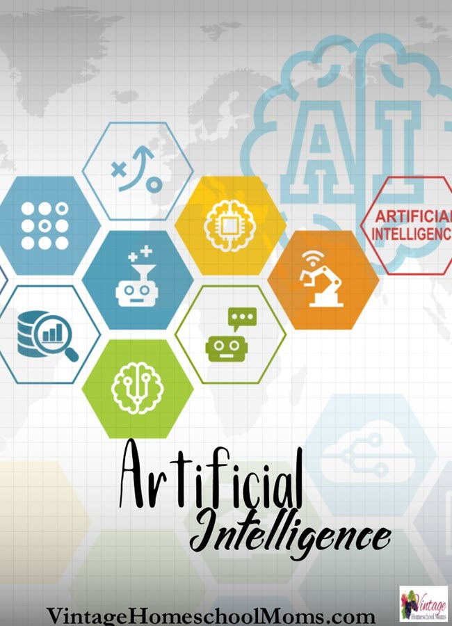 Artificial Intellegence | Artificial Intelligence is something we are all aware of and either it is with excitement or fear!| #podcast #homeschool #homeschoolpodcast