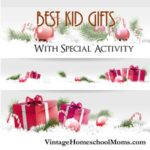 Best Kid Gifts | The best kid gifts are ones they would never select for themselves! | #podcast #homeschoolpodcast #homeschool