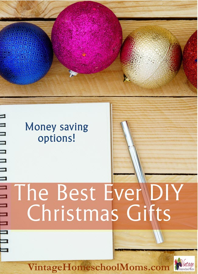 Best Ever Diy Christmas Gifts Ultimate Homeschool Podcast