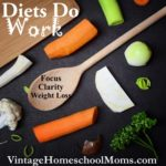Diets Do Work